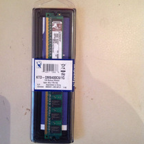 Memoria Kingston Pc Ddr2 800mhz Cl6 1gb (vendo Cambio)