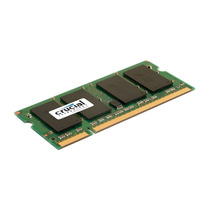 Memoria Crucial 4gb Single Ddr2 800mhz (pc2-6400) Cl6 Sodimm