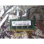 Memoria Sodimm 256 Mb Pc-2100 Micron