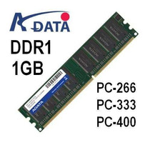 Super Precio En Memorias Ddr1 De 1 Gb Adata Y Kingston