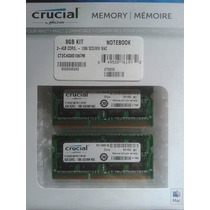 Memoria Ram 4gb Ddr3 1066 Mhz Sodimm Macbook Laptop
