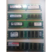 Memorias Dimm Ddr2 Para Pc 512 Mb Bus 533