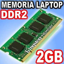 Memoria Ram Sodimm Ddr2 667mhz 2gb Laptopc Usada Garantia