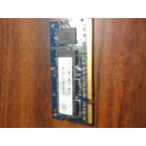 So Dimm Ddr2 512 Mb Pc2 5300s Marca Nanya
