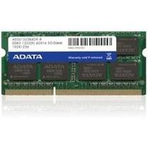 Memoria Sodimm Ddr3 4 Gb Pc1333 Mhz Serie Suprema Adata Ad3s