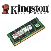 Memoria Kingston Ddr3 1 Gb Ram Laptop Kingston 1066 Mhz 1gb