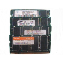 Memoria 256 Mb Para Laptop Dell Ibm Hp Compaq Acer Toshiba