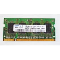 Memoria Ram Samsung 1gb Ddr2 M470t2864qz3-ce6 Pc2-5300s