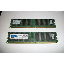 Memoria Ram Para Pc De Escritorio Ddr 1 512mb 256 Mb
