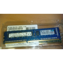 M. Ram Ddr3 Ecc Dimm 1600mhz Servidor 2gb Dell Hp Ibm