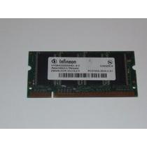 Memoria Ram Ddr 256mb 333 Mhz Cl2.5 Pc2700s-2533-0 Infineon