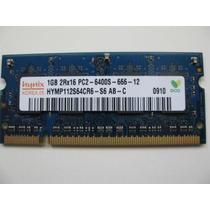 Memoria Ram hynix 1gb 2rx16 hymp112s64cr6-s6 Ab-c