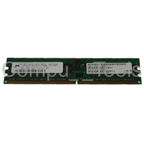 Memoria Ddr2 Pc2-4200r-444 1gb Servidor Y Workstation Ecc