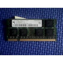 Memoria Ram Ddr2 Qimonda 1gb 5300s