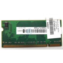 Memoria Ram Ddr2 256mg Para Compaq V3000