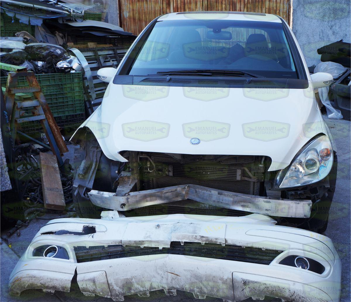 Mercedes b200 08 desarmo partes puertas toldo cofre etc - Precio toldo cofre ...