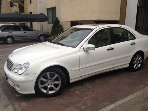 Mercedes Benz C280 Equipado Clasico Mod. 2006 Impecable !!!