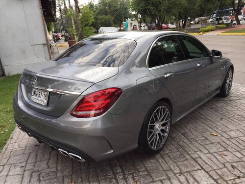 Mercedes Benz Clase C C 63 Amg 8 Cil Bi Turbo 2016