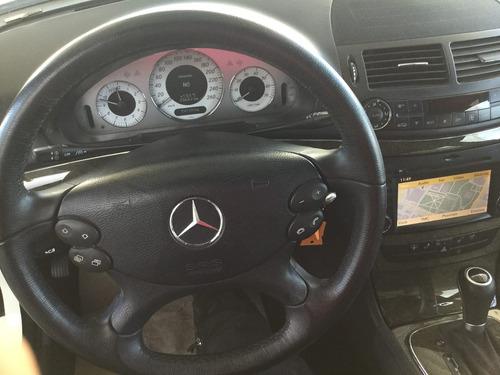 Mercedes Benz E 500 B4 2009 Blanco