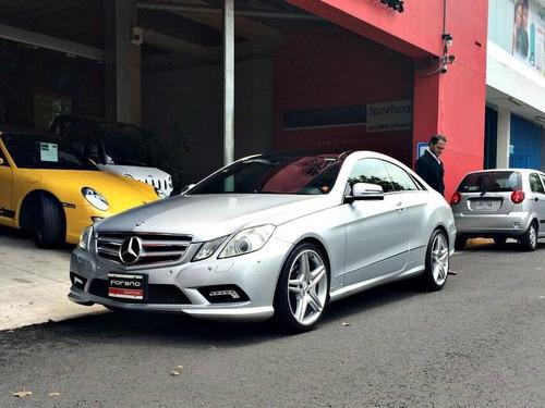 Mercedes Benz E350 Coupe 2011