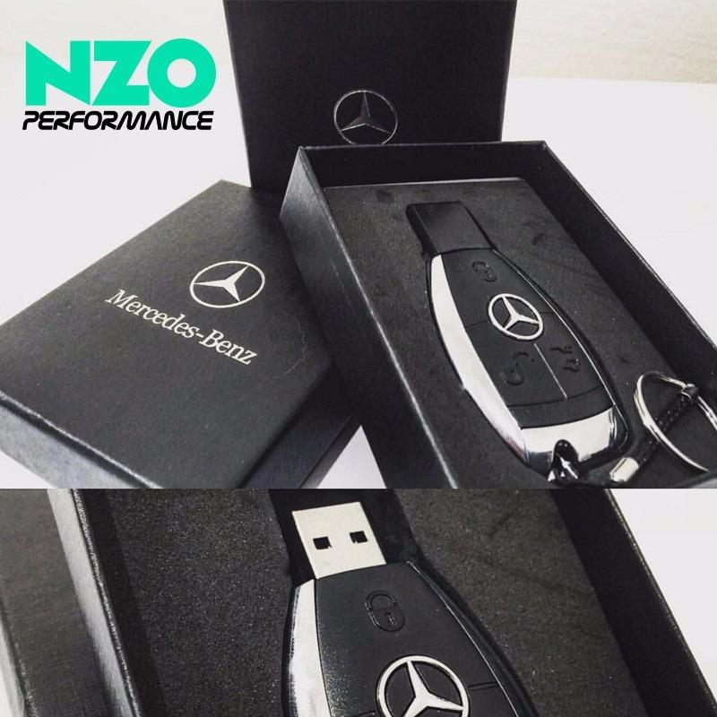 Mercedes benz llavero usb 8 0 gb envio gratis for Mercedes benz usb