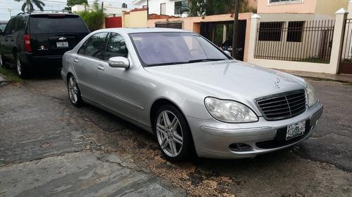 Mercedes Benz S 550 L