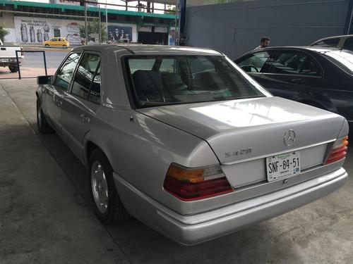 Mercedes Benz S420 Automatico 1988, Piel, A/c, Q/c