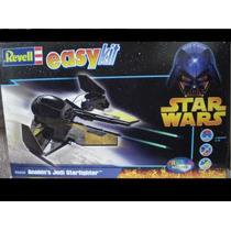 Anakyn Nave Jedi Star Fighter Easy Kit Armado Facil Rebell