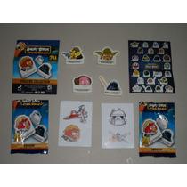 Gomas Coleccionables Angry Birds Star Wars 6 Piezas