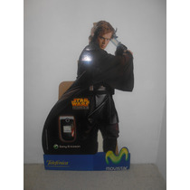 Star Wars Display / Stand-up Anakin Skywalker De Movistar