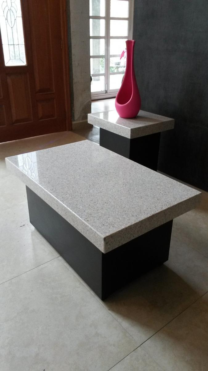 Mesa de granito y mesa lateral granito 4 en for Precio mesada granito
