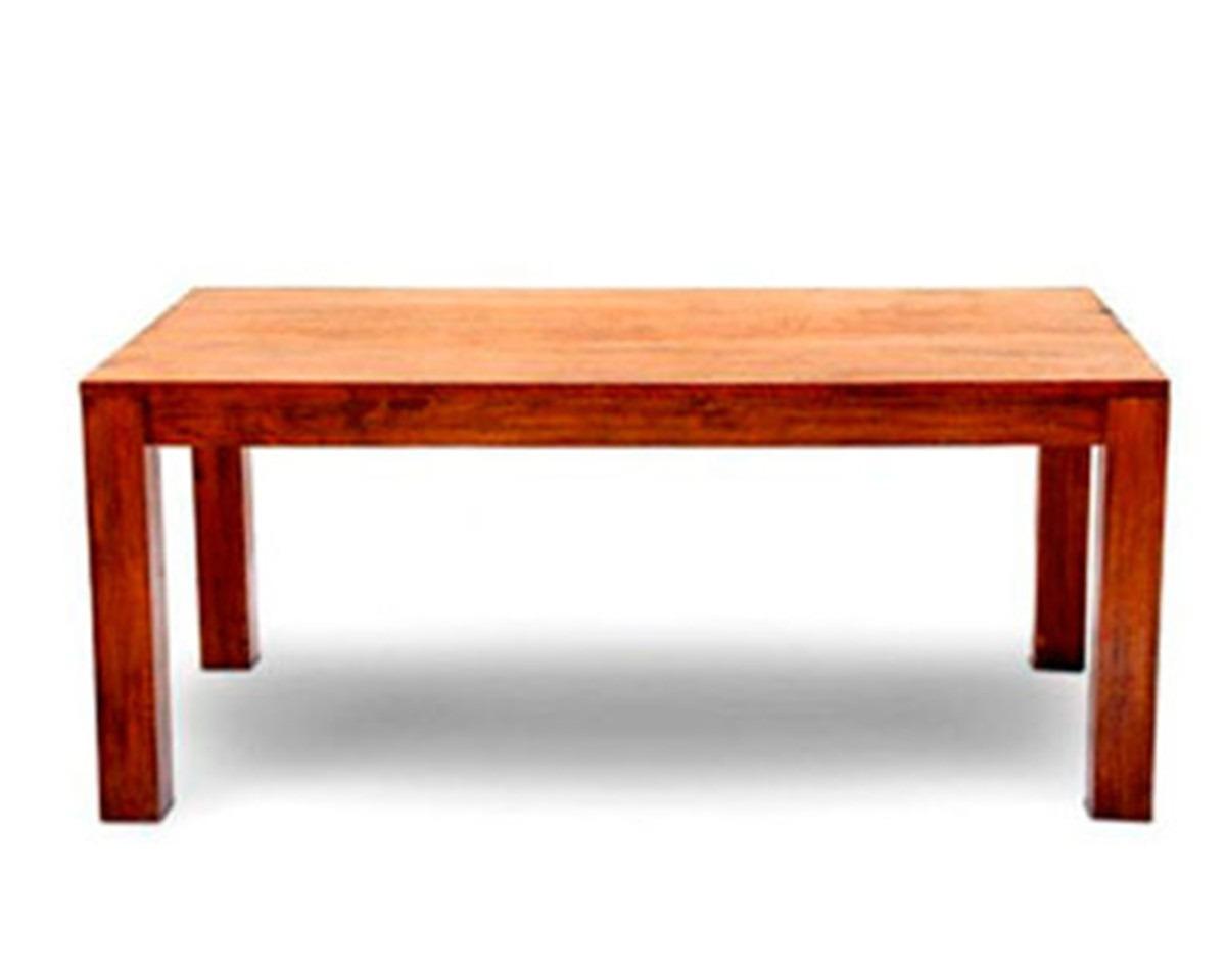 Mesas madera exterior dise os arquitect nicos - Muebles exterior madera ...