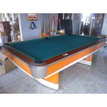 Mesa Billar Pool Diseño Exclusivo Profesional