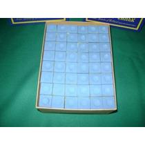 Cosméticos (tizas) Azul O Verde Caja Con 144 Piezas $250