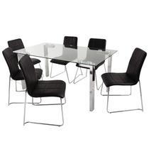 Mesa Comedor 4 O 6 Personas - Bodega De Muebles