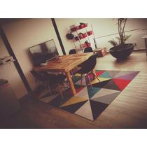 Mesa Comedor-oficina Madera Reciclada