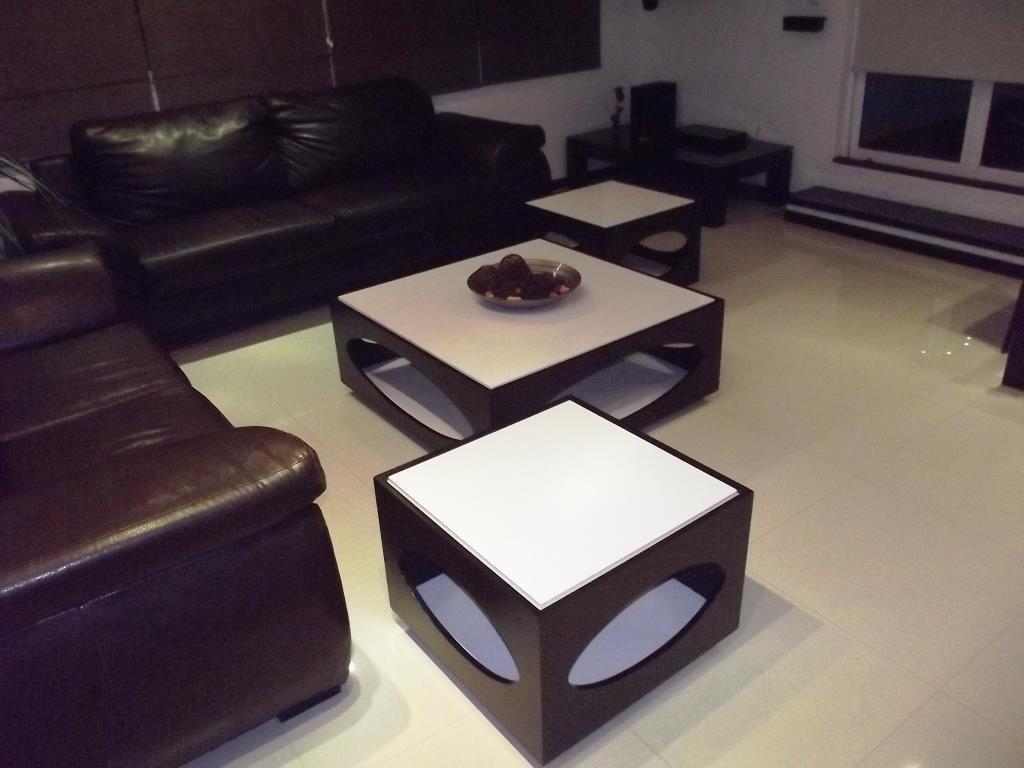 mesas centro diseno mesas de centro dise o 6 en mercadolibre