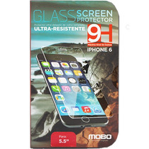 Iphone 6 Plus 5.5 Mica Glass Vidrio Cristal Templado