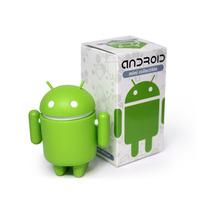 Android Muñeco Verde De Coleccion Motoroi, Andrew Bell, Htc