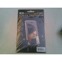 Wwow Mica De Pantalla Tipo Espejo Blackberry Bold 2 9700!!!