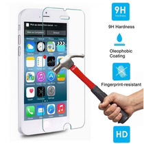 Mica Protector Iphone 6 6s Vidrio Templado Cristal 9h Mejor