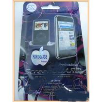 Protector De Pantalla Con Paño Para Iphone 2g 3g 3gs Crz