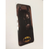Cristal Templado Batman Iphone 5, 5s + Sticker Trasero