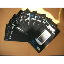 10 Micas Iphone 4gs Trasera Garantìa De Por Vida!!!