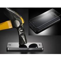 Mica Para Pantalla Iphone 5 De Cristal Templado - Rm4