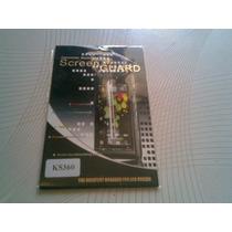 Wwow Mica De Pantalla Para Lg Gt360 Text It!!!