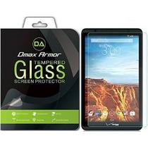 Protector De Pantalla De Verizon Elipsis 8 Glass, Dmax Armor