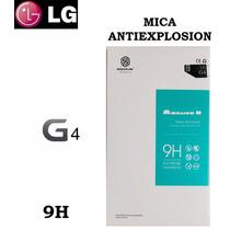 Mica Nillkin Cristal Templado (anti Explosión) Lg G4