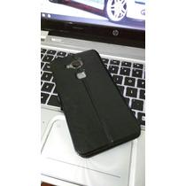 Nueva Cartera + Cristal Templado 9h Huawei G8 Gx8 Ver Imagen
