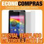 Mica Cristal Templado Para Motorola Moto D1 100% Nueva!!!!!!